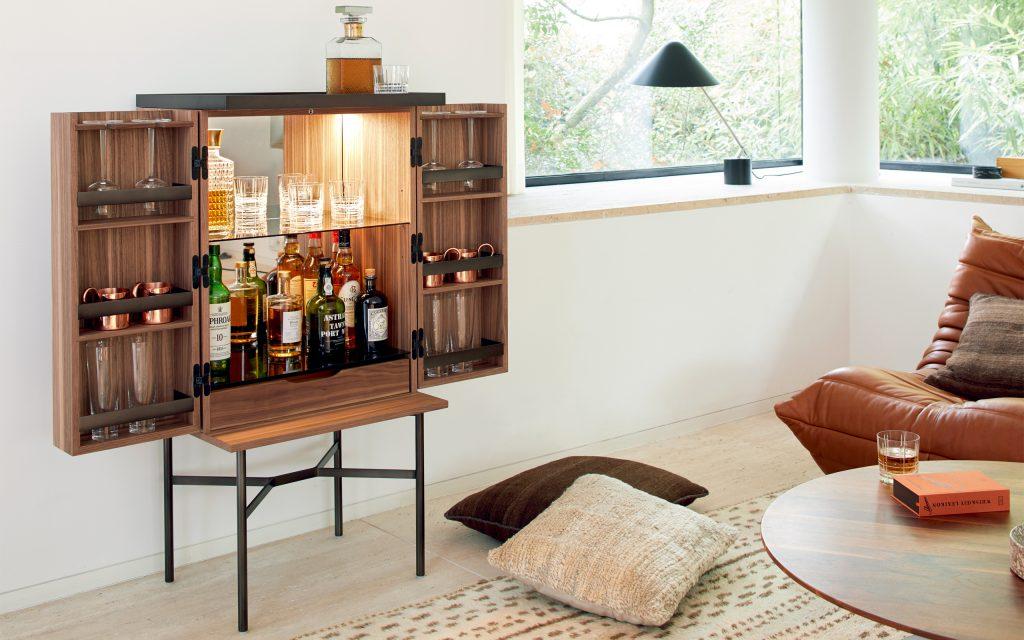 neues von der m belmesse mailand leben wohnen. Black Bedroom Furniture Sets. Home Design Ideas