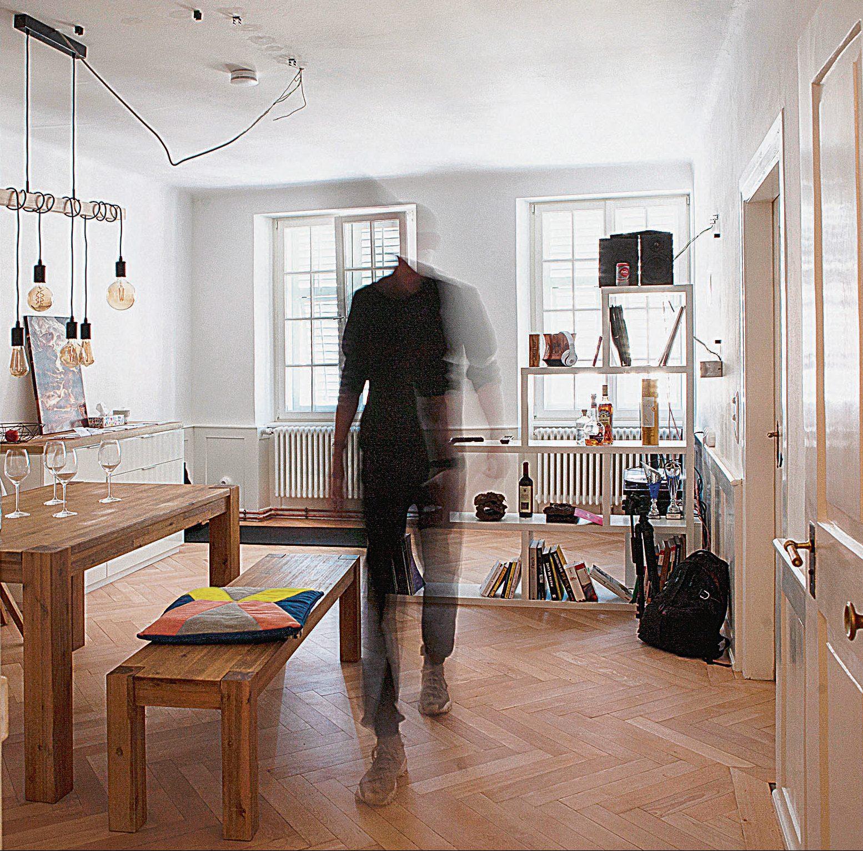 Atmosphäre Ist Im Haus Neustadt 25 Ganz Großgeschrieben. Egal, Ob Die  Wohnungen Wie Diese Nur 45 M² Klein Oder Gut 100 M² Groß Sind.